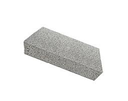 仿石材透水砖(芝麻灰)