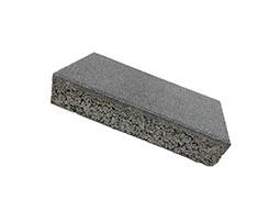 仿石材透水砖(芝麻黑)