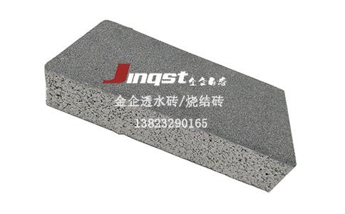 仿石透水砖/浅灰色