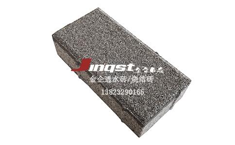 陶瓷透水砖200X100浅灰