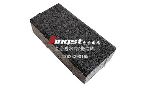 陶瓷透水砖200X100深灰